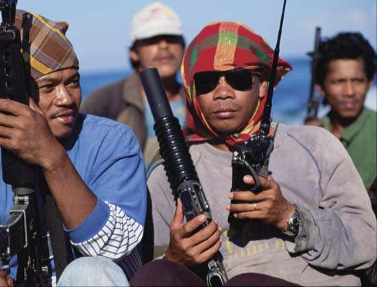 Today's Face of Piracy -- Hijacking More Than a Ship