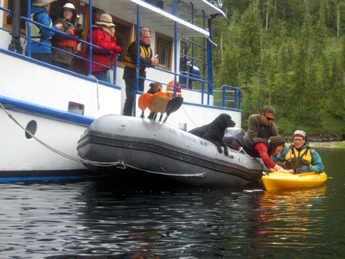 Thu.kayaking
