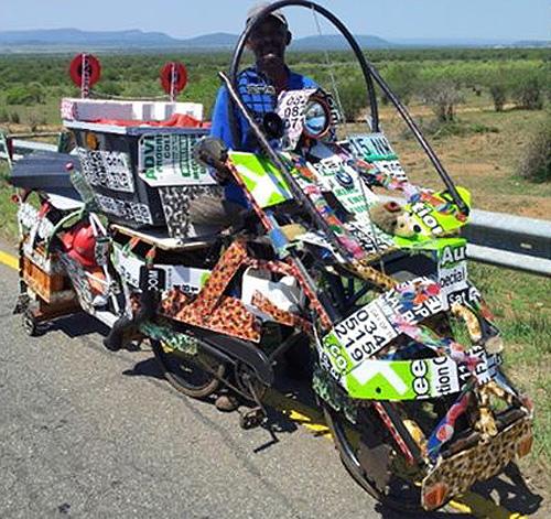 wrappedbike