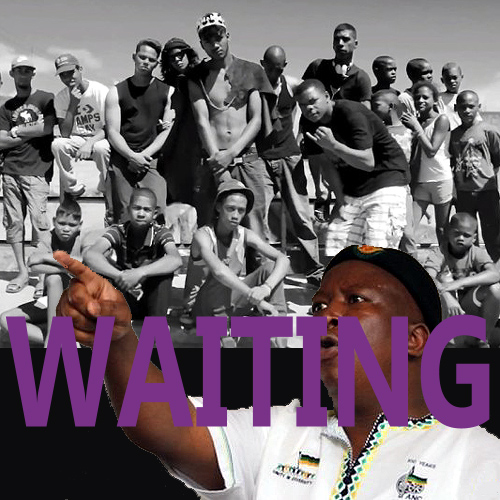 waitingjuliusmalema