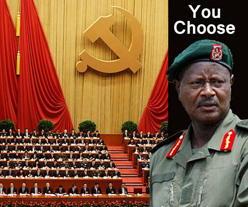 Commie or Despot