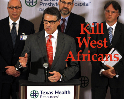 killwestafricans