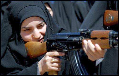 Woman Jihadist