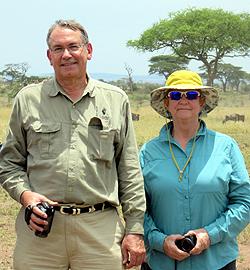 Dave Koncal & Jane Krug.