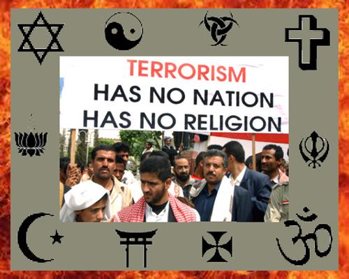 TerrorismNoReligion