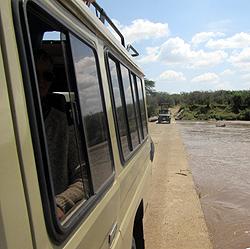 Mara River Bridge