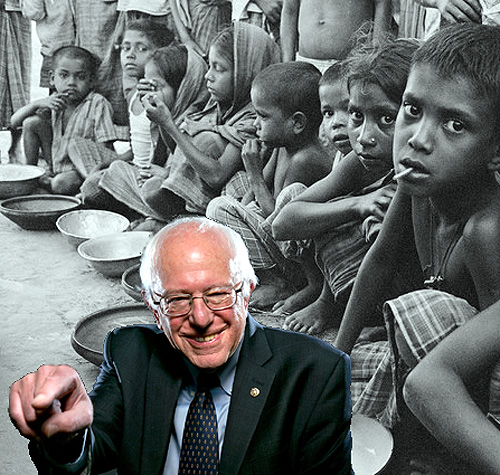 Sanders and the World