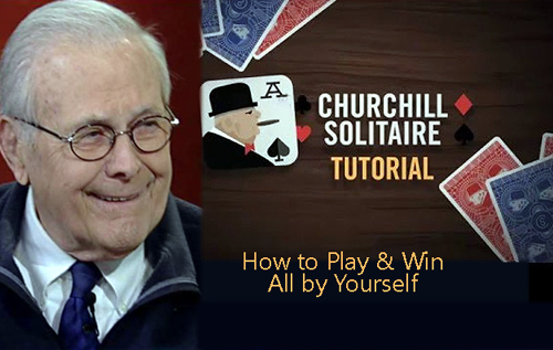 rumsfeld's solitaire