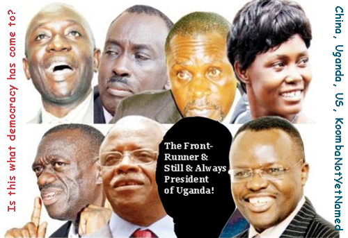 UgandaPresidentialElection