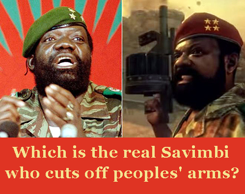 whichistherealsavimbi