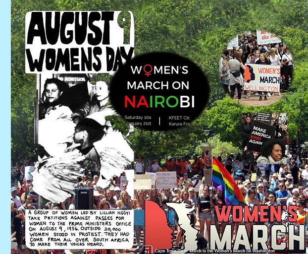 AfWomensMarch