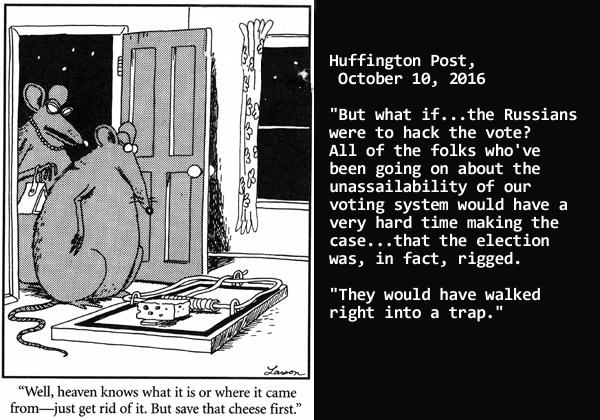 Democracy Trap