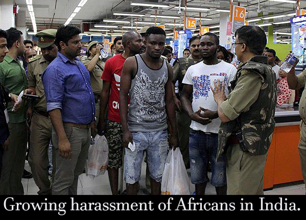 indiaharassmentafricans