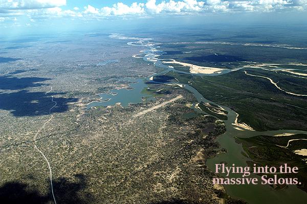 Rufiji.selous.aerial