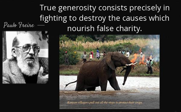 PAMS vs charity
